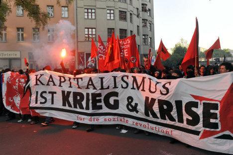 DEU Demonstrationen 1.Mai