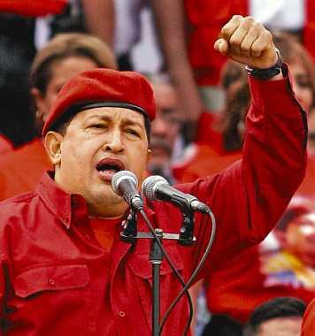 Hugo Chavez#1