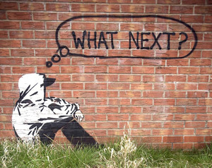 Banksy - what next?