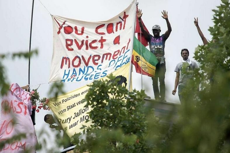 refugee_protest#5gerhardt-hauptmann-schule