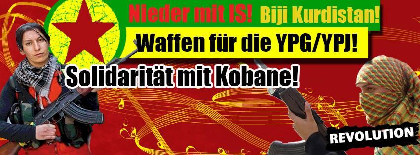 Rojava Solidatität