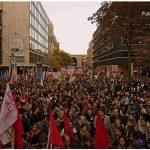 Rojava-Demo Stuttgart