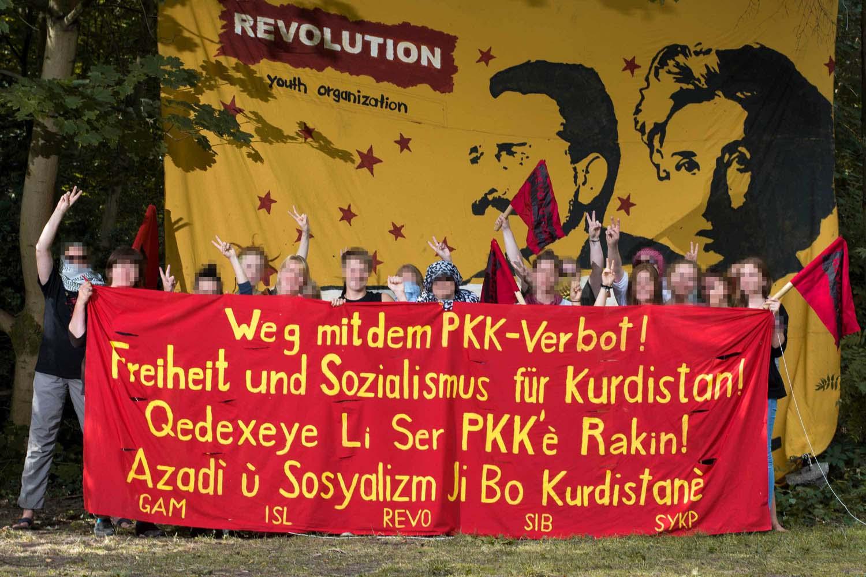 Weg mit dem Verbot der PKK!