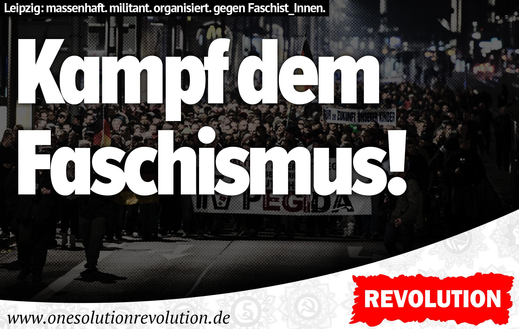 Kampf dem Faschismus