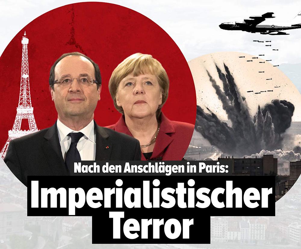 Imperialistischer Terror