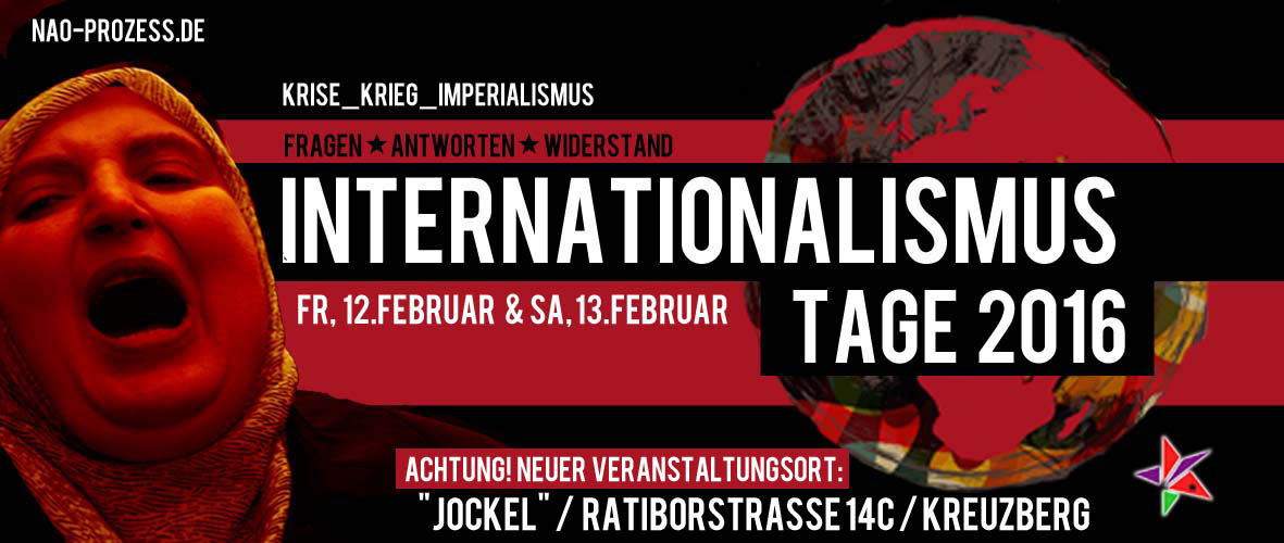 Internationalismustage