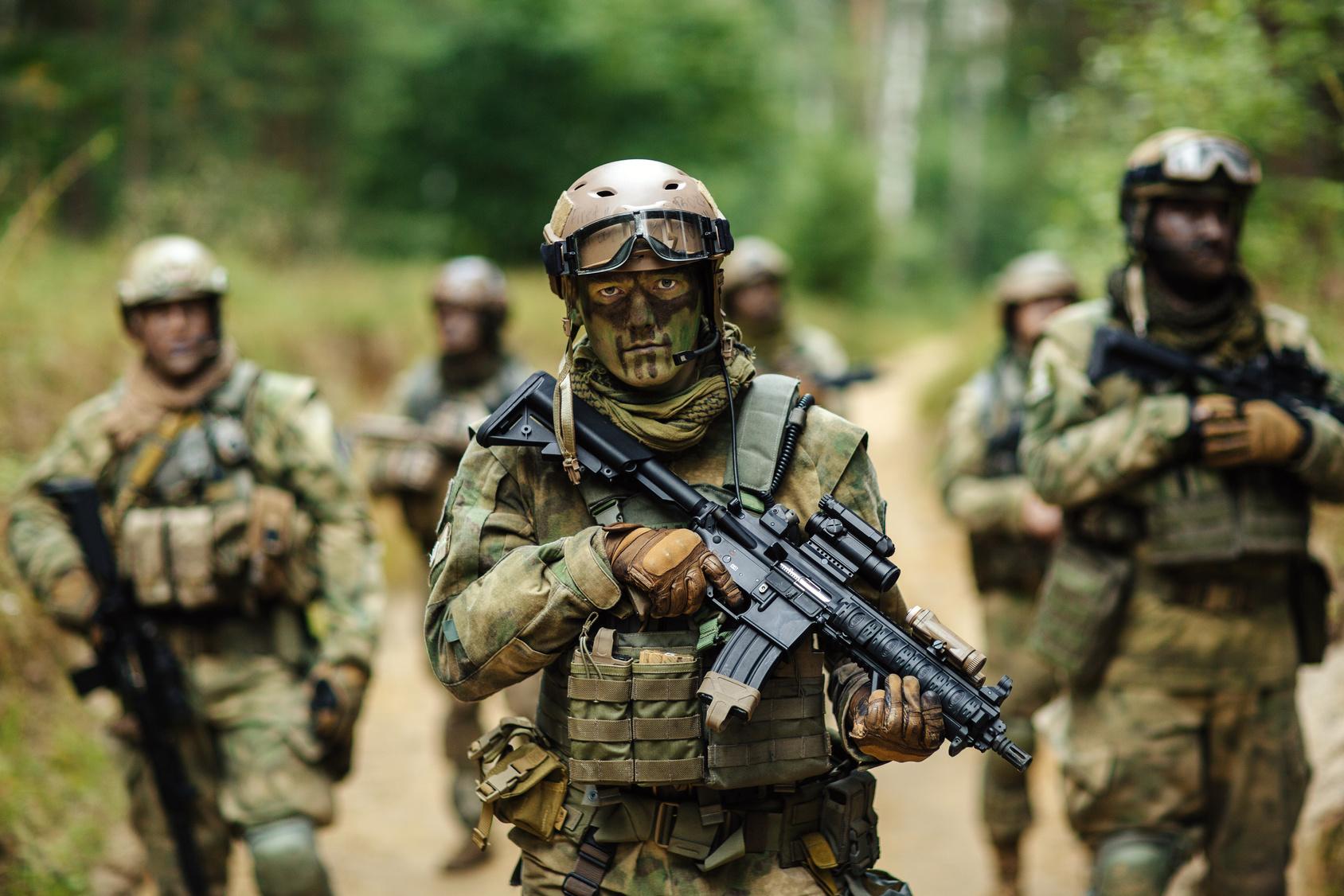 Bundeswehr-Bewerbung