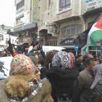 Palästina Proteste Frauen